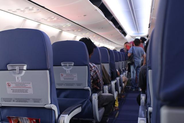 Cermat Memilih Kursi yang Tepat di Pesawat