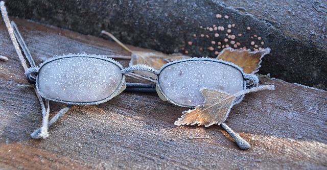 Gözlük, Görmek,