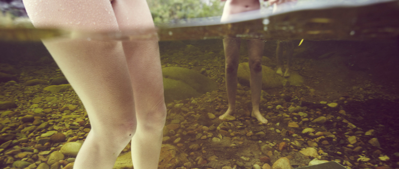 ©Caroline Mackintosh - Thigh Deep. Fotografía | Photography