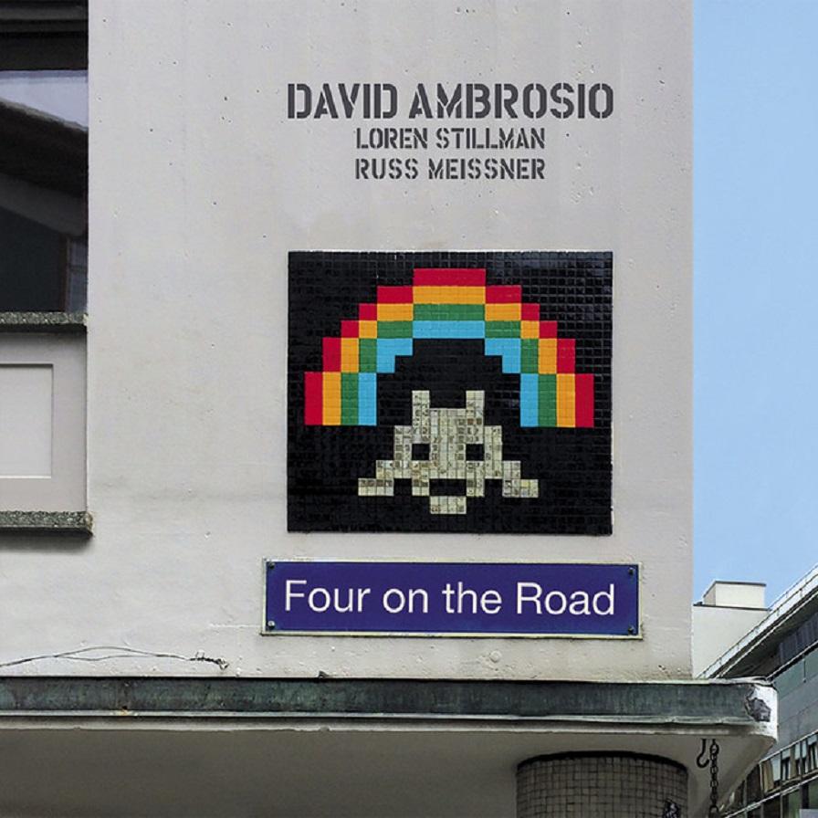 Republic of Jazz: David Ambrosio - Four on the Road (FRESH SOUND NEW ...