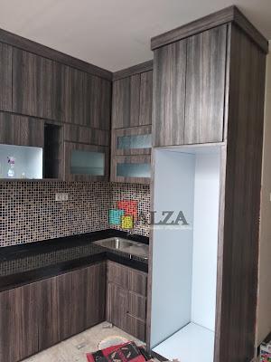 jasa desain Kitchen set solo minimalis murah