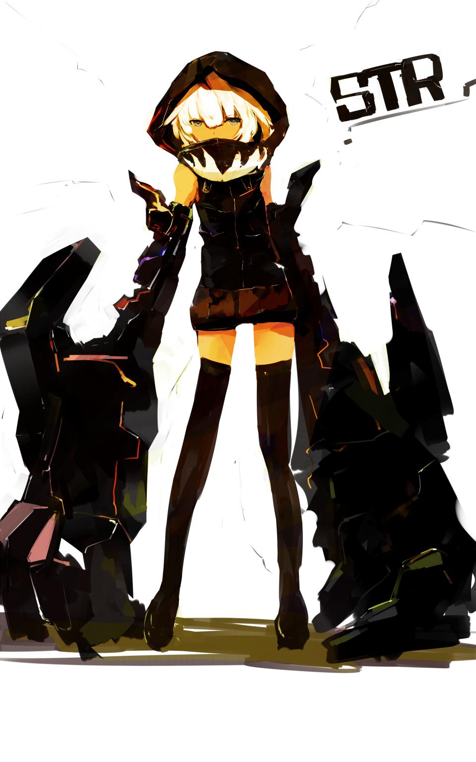 Anime World   U4e16 U754c U30a2 U30cb U30e1   Black Rock Shooter