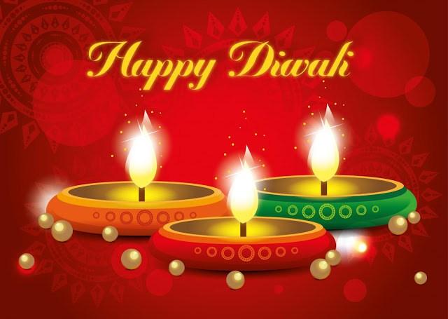 happy diwali images with diya