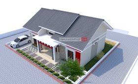 Model Atap Rumah Memanjang