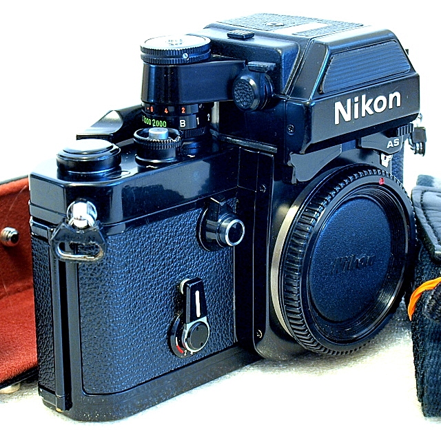 Nikon F2 Photomic 35mm MF SLR Film Cameras