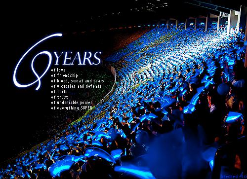 Donghaeswaggerhere Happy 6th Year Anniversary Super Junior