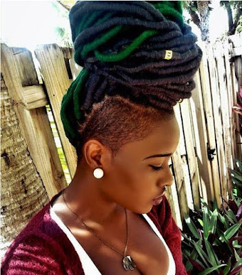 design essentials natural hair styles hairstyles what to rock after you do the big chop 2629 | shaved