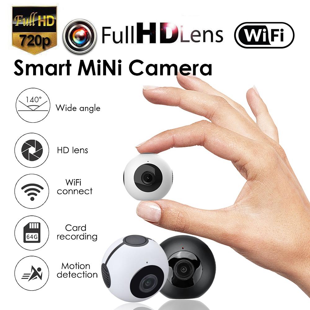 Mini C8 WIFI Wireless IP Camera Security Camcorder Night