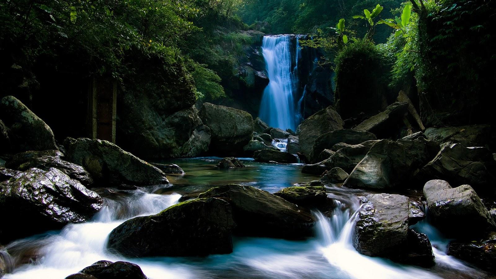 Waterfalls Wallpapers 1080p: Full HD Desktop Wallpapers 1080p