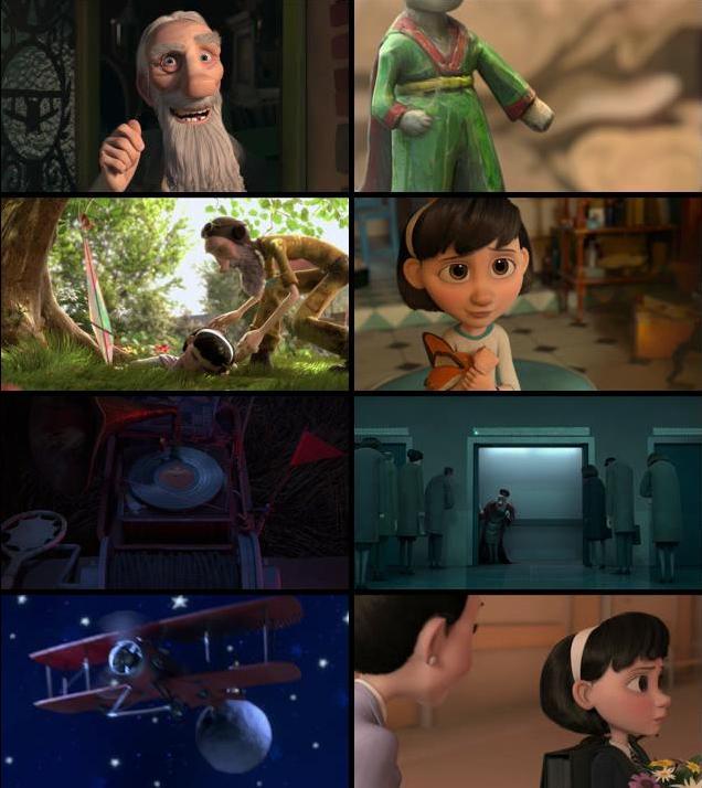 The Little Prince 2015 English 720p BluRay