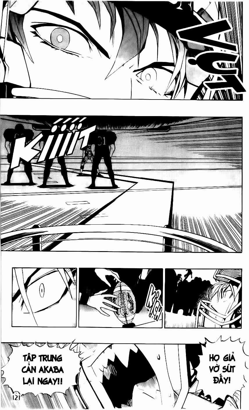 Eyeshield 21 chapter 157 trang 14