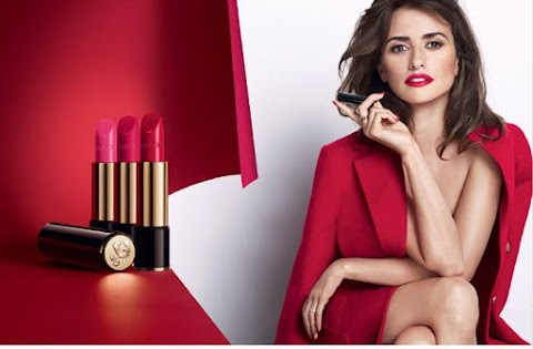 Lancome L'Absolu Rouge for Fall 2016