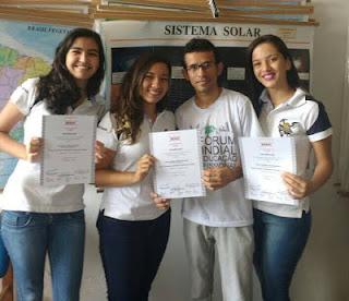 Alunos recebem certificados de curso realizado em parceria com SENAI-PB