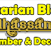 Pencarian Bloglist November & December (12november2016) - TAMAT
