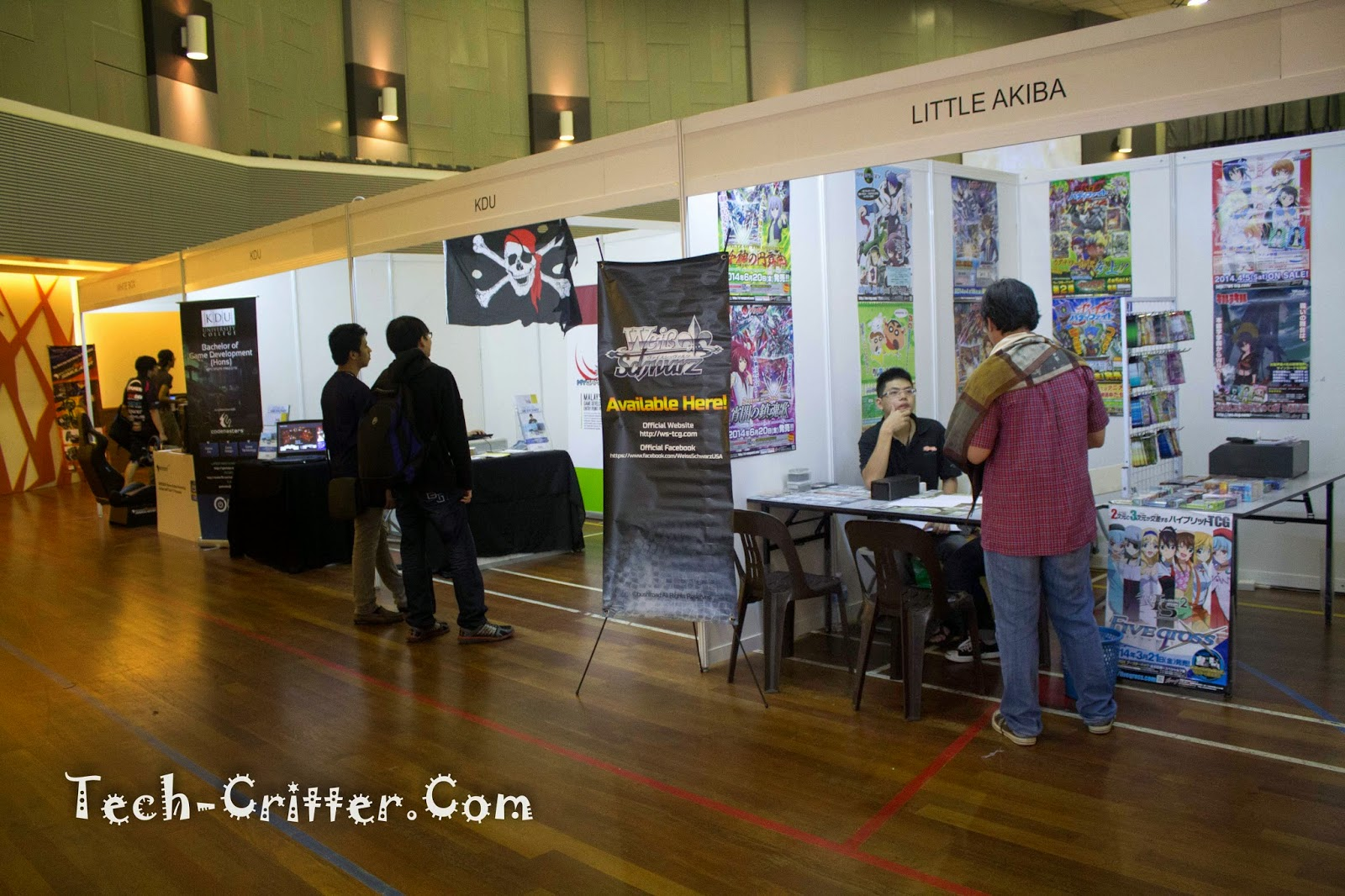 Coverage of PLAY! Convention @ KDU College 163