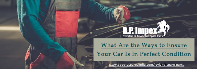 What Are the Ways to Ensure Your Truck Is In Perfect Condition | BP