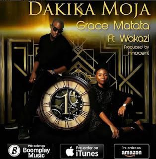 Grace Matata Ft. Wakazi - Dakika Moja