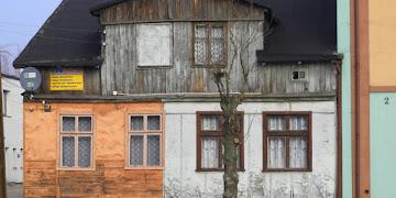 Ozorków miasto zabytkowych kamienic, pałaców, dworków i drewnianych willi woj. łódzkie