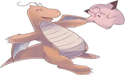 It Looks Like Clefairy Can Help You Catch Your First Dragonite in Pokemon GO
