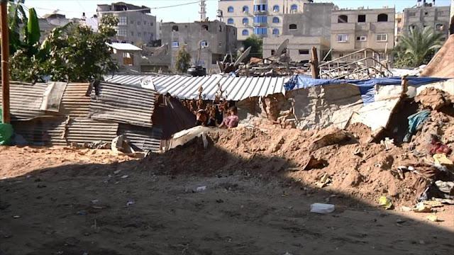 ONU denuncia ocupación y represión de Israel en Palestina