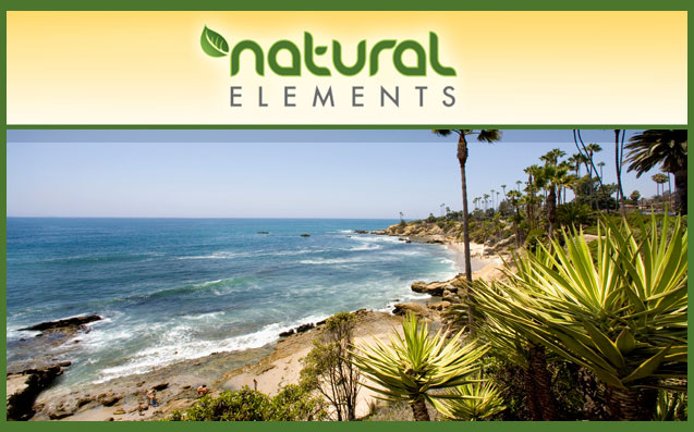 Natural elements provide the much-needed cure