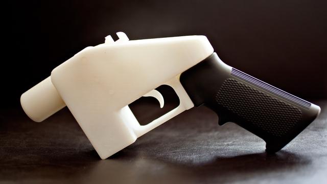 Un juez bloquea la publicación de manuales para imprimir armas en 3D
