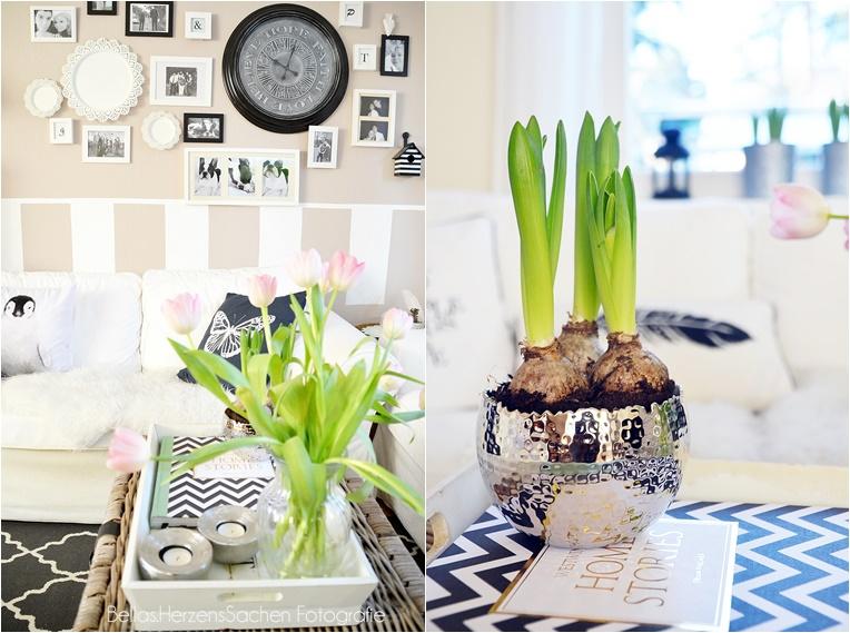 living Blog Interieur Blumen