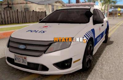 Ford Fusion Polis