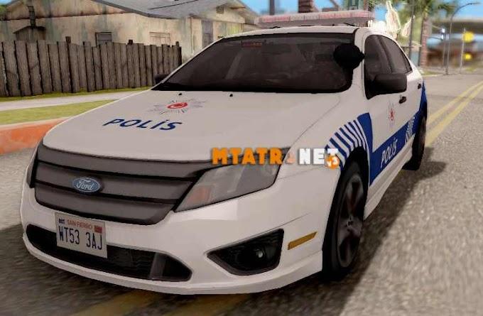 MTA SA Ford Fusion Polis