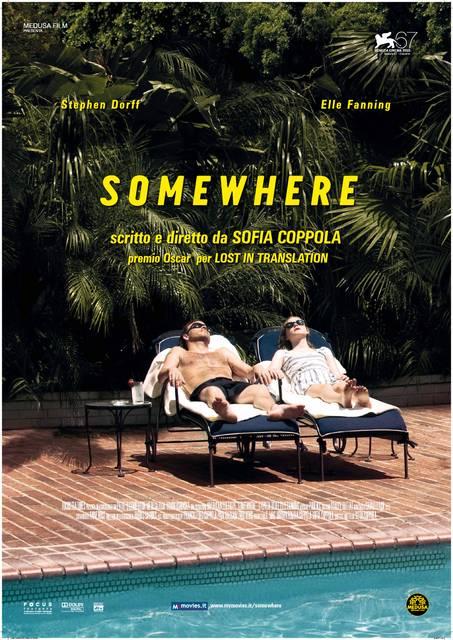 Somewhere - Film (2010) - SensCritique