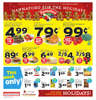 ⭐ Hannaford Flyer 12/8/19 ⭐ Hannaford Weekly Ad December 8 2019