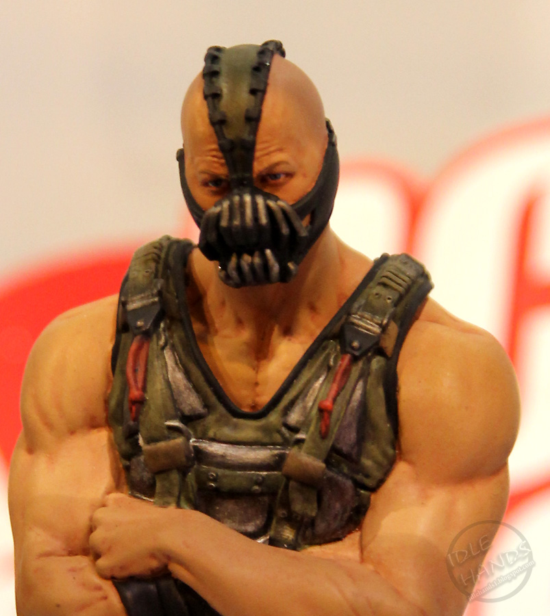 Idle Hands Toy Fair 2012 Dark Knight Rises Collectibles