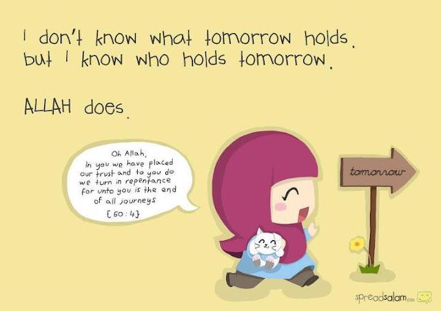 Hati kosong tanpa Iman
