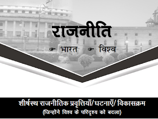 Indian polity notes for ssc cgl in Hindi PDF