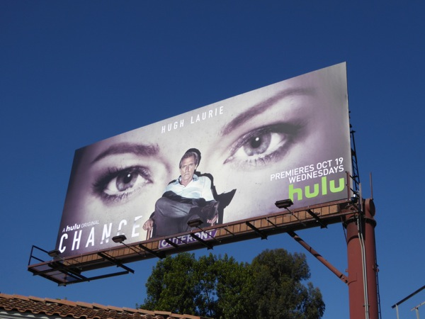 Chance series launch billboard