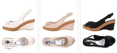 zapatos cuña baratos