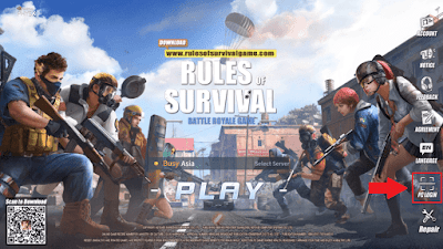 Cara Main Rules of Survival di PC tanpa Emulator 3