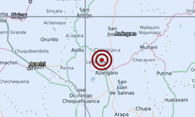 Un sismo de magnitud 7.0 con epicentro en Puno sacudió el sur del país