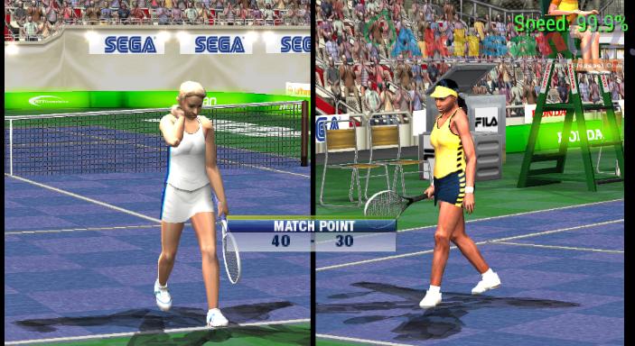 Virtual Tennis World Tour Psp