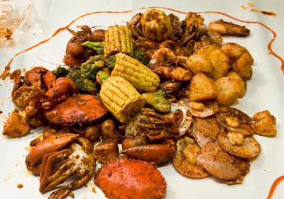 Resepi Shell Out Seafood
