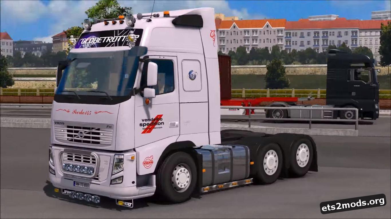 Volvo FH Classic by Peerke145 V 1.3