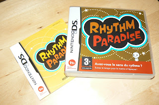Rhythm Paradise Nintendo DS version francaise