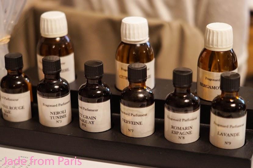 atelier parfum fragonard