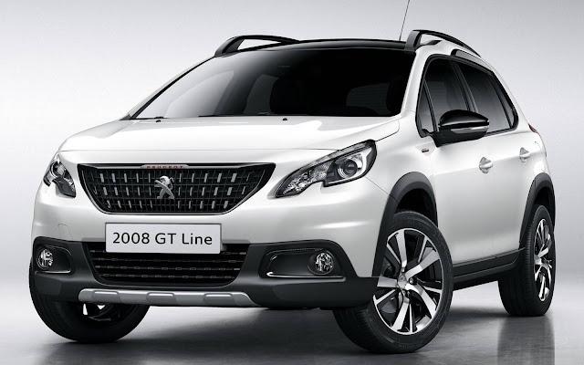 Peugeot 2008 2017 GT Line