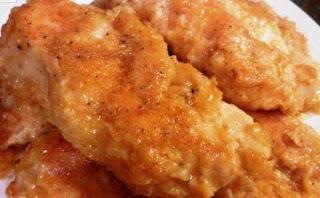 Baked (Fried Chicken) Recipe