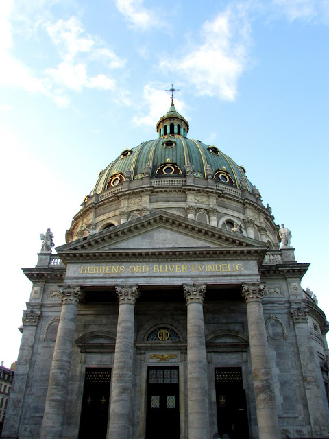The Marble Church, Copenhagen (Marmorkirken)