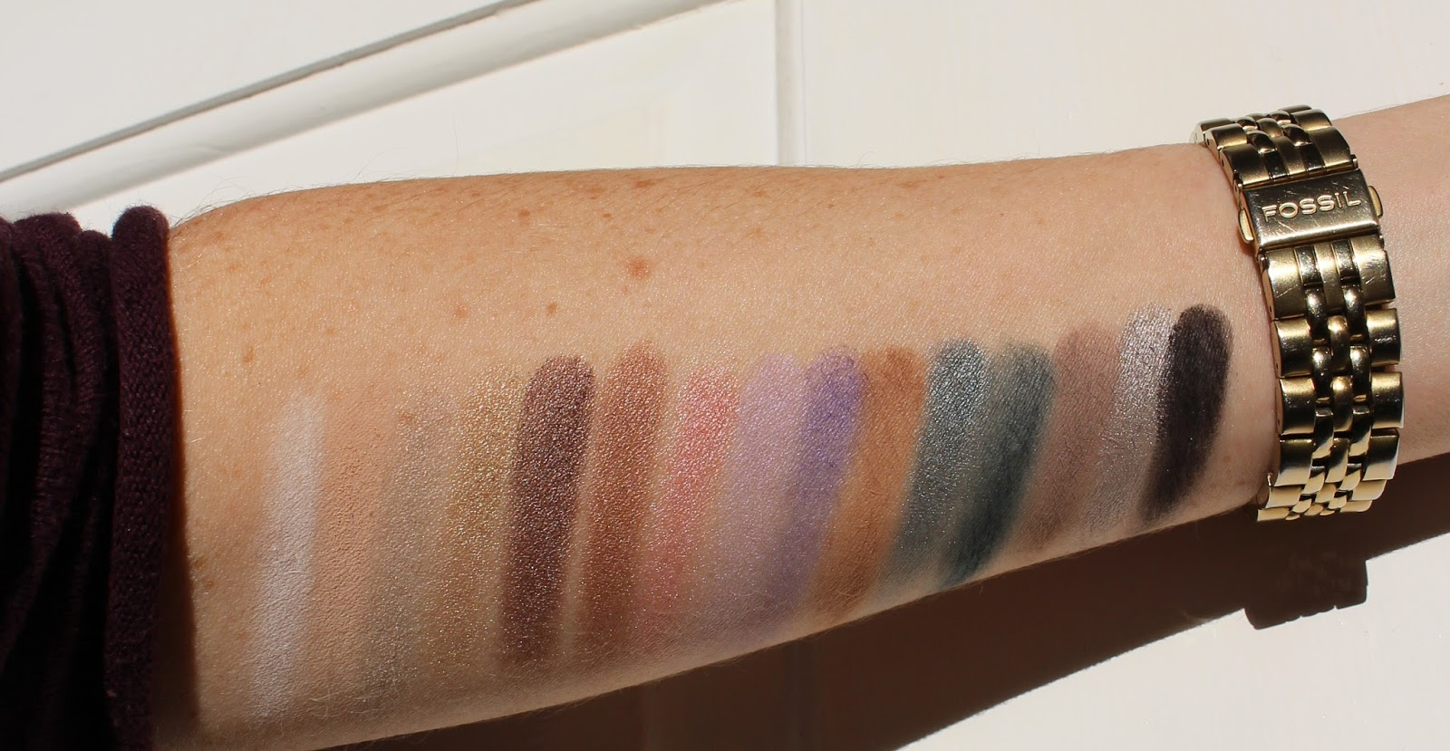 Cocoa Blend Eyeshadow Palette by zoeva #22