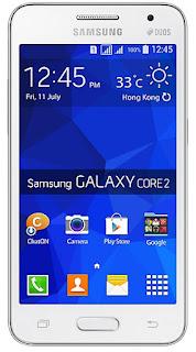 Cara Reset SAMSUNG G3558 Galaxy Core 2 dengan mudah