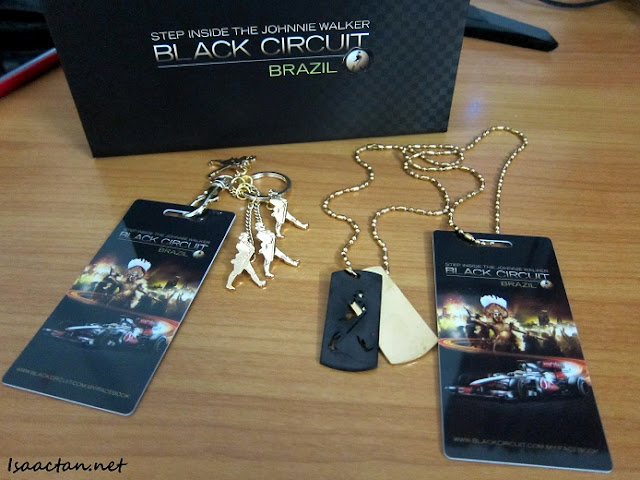 Johnnie Walker Black Circuit Brazil