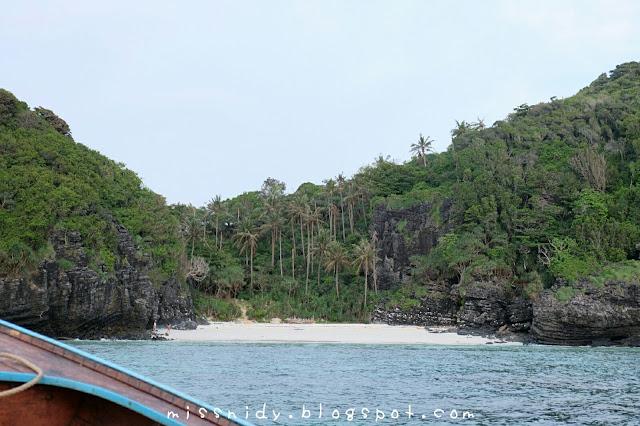 harga sunset tour di phiphi island